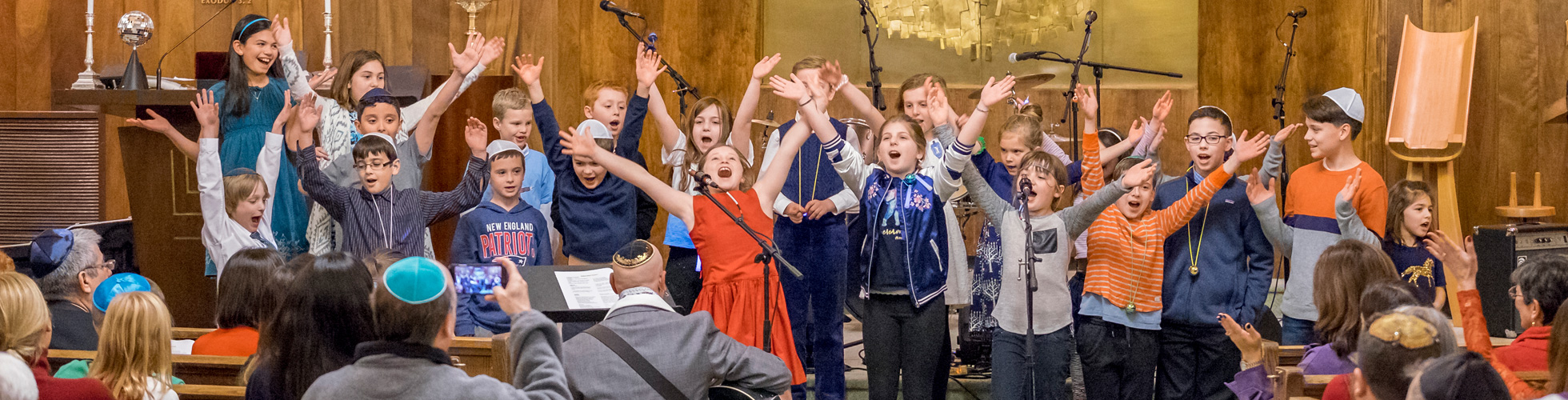 Kids Singing
