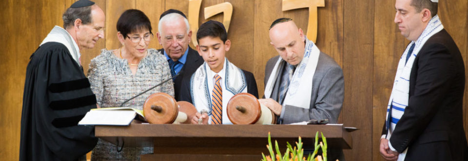 Celebrating Life's Mitzvah's Together