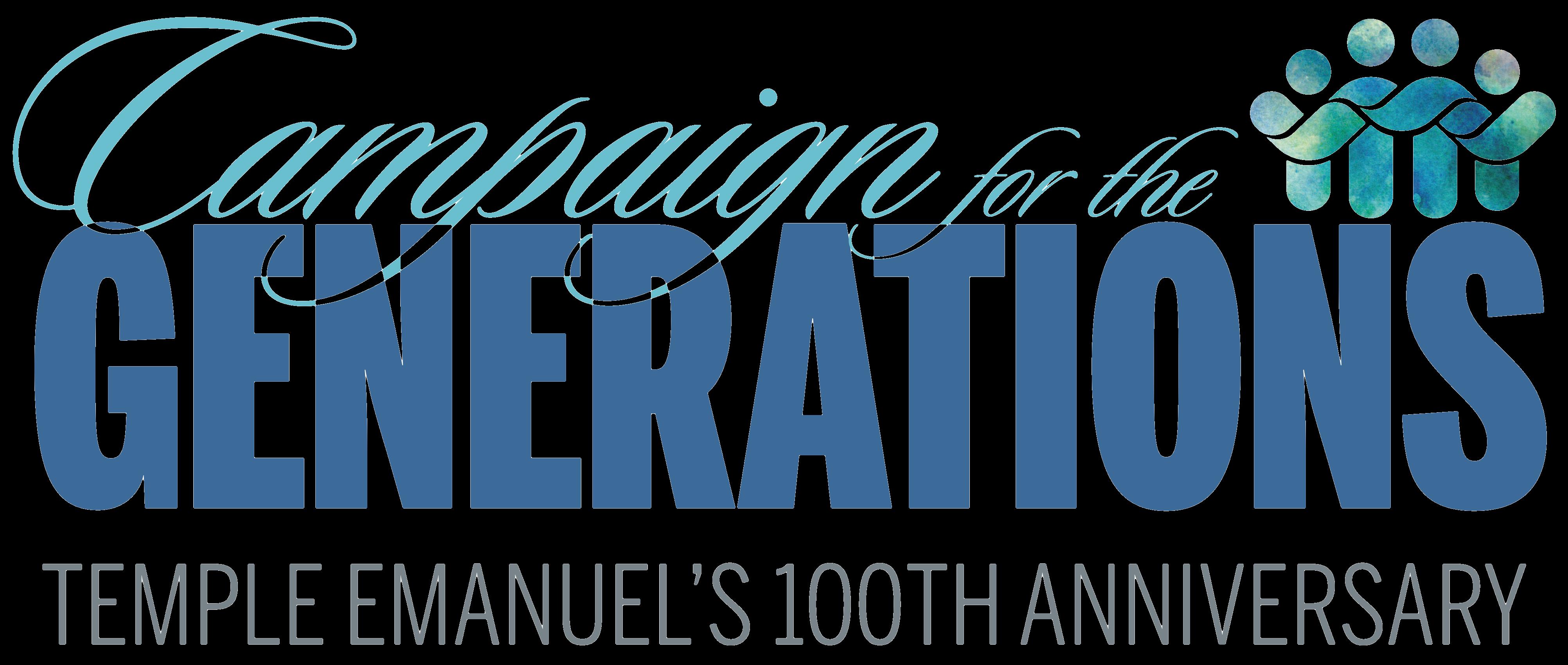 100th Anniversary Logo