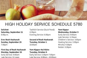 HHD Schedule of Services 8.2.19 FInal
