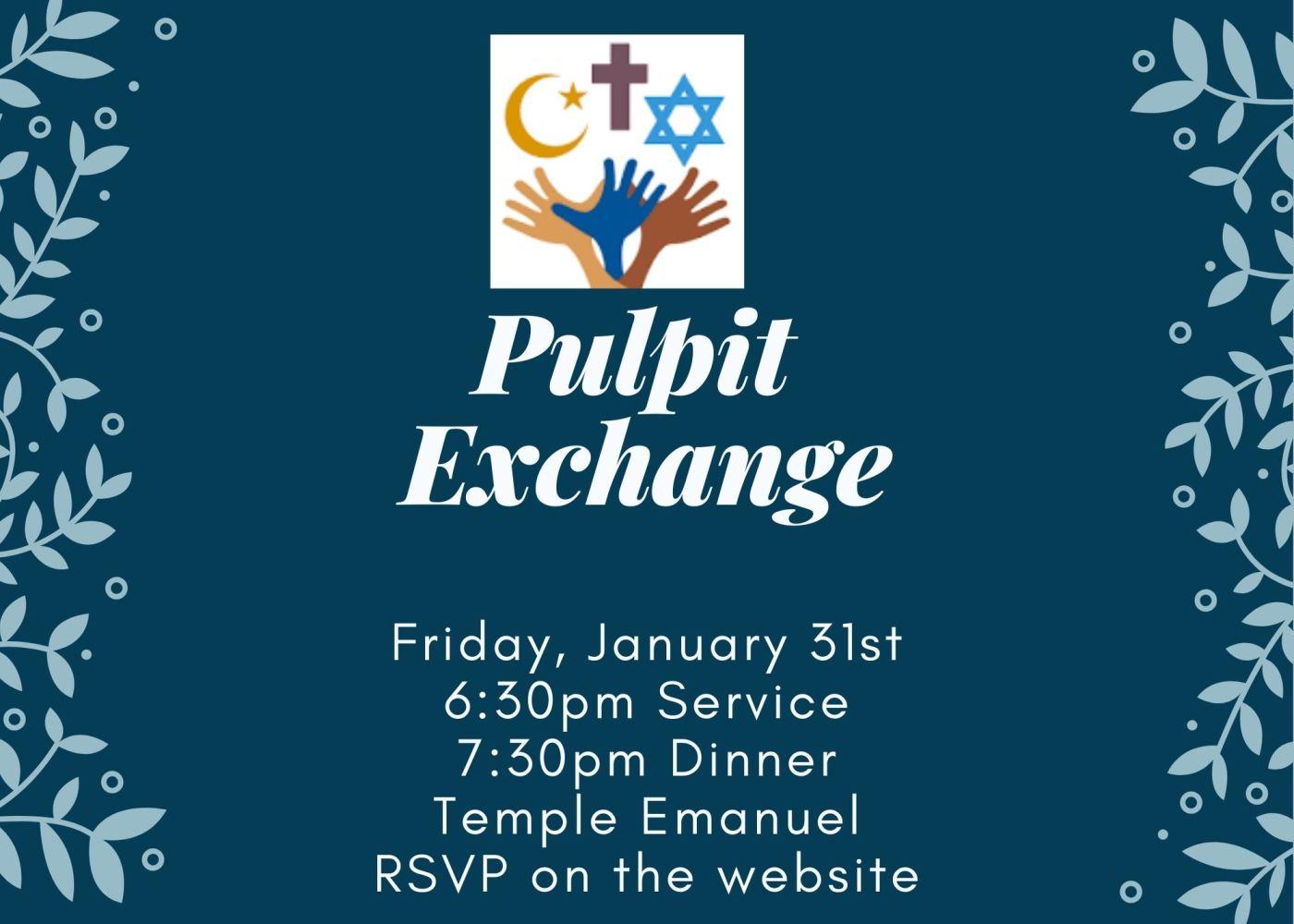 Pulpit Exchange (3)