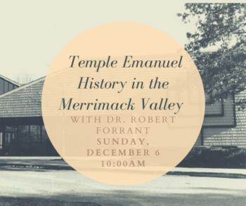 history in the merrimack valley