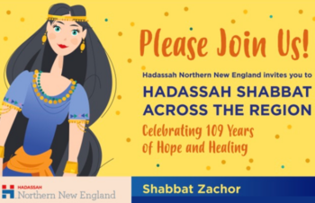 Hadassah Shabbat