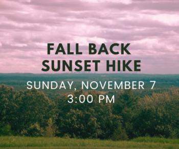 Fall Hike - 11-7-21